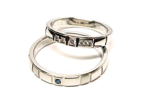 結婚指輪 フルオーダーメイド 鍛造 11