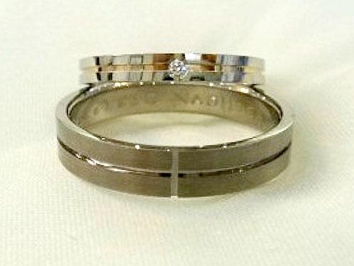 結婚指輪 フルオーダーメイド 鍛造 12
