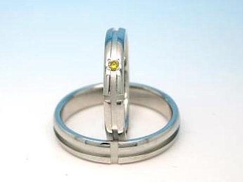 結婚指輪 フルオーダーメイド 鍛造 03