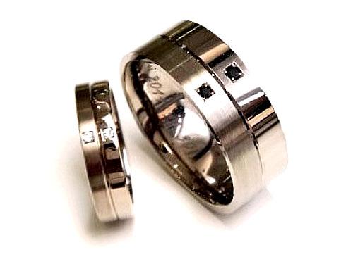 結婚指輪 フルオーダーメイド 鍛造 05