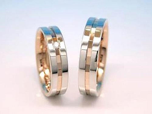 結婚指輪 フルオーダーメイド 鍛造 06