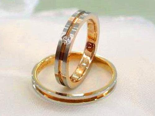 結婚指輪 フルオーダーメイド 鍛造 08