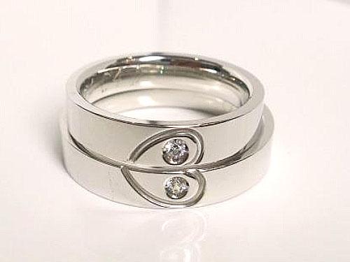 結婚指輪 フルオーダーメイド 鍛造 09