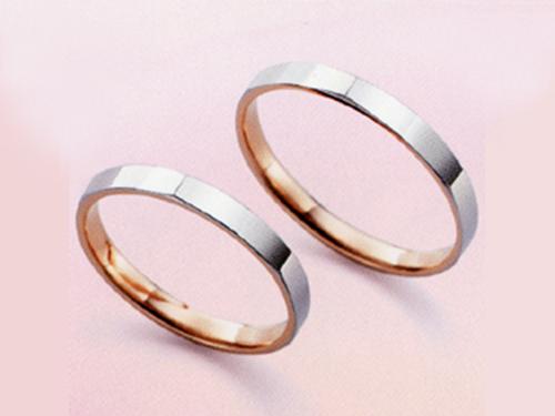 結婚指輪:ロゼマリアージュ マリッジ