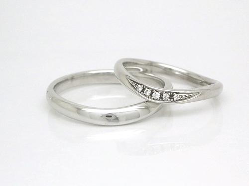 結婚指輪 フルール FL_B-M