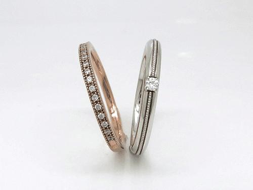 結婚指輪 フルール FL_C-M