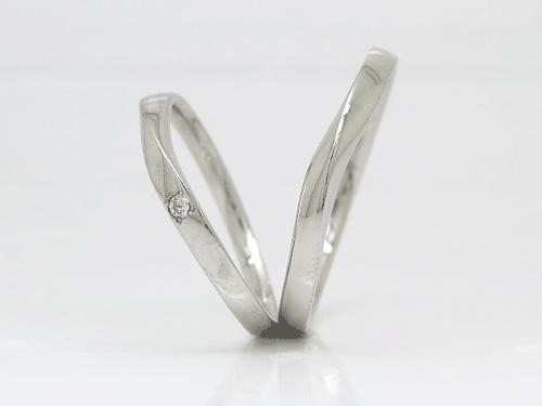結婚指輪 フルール FL_D-M