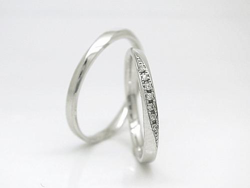 結婚指輪 フルール FL_E-M