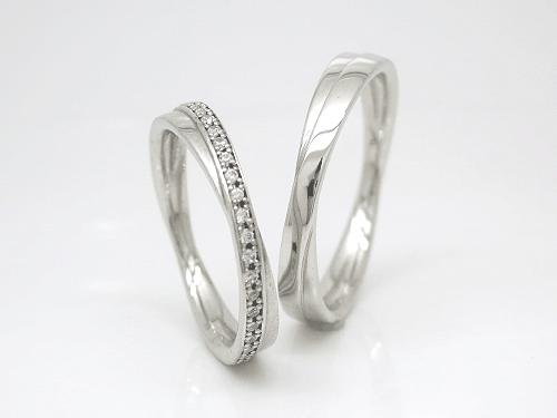 結婚指輪 フルール FL_F-M