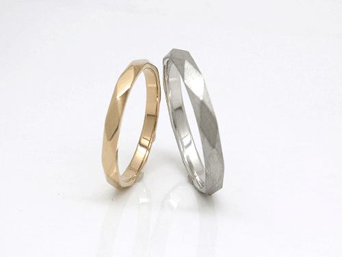 結婚指輪 フルール I-M ¥140,508〜 / ペア