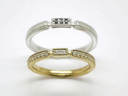 結婚指輪 フルール FL_N-M