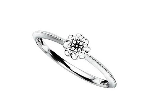 安いだけではない 婚約指輪 ルージュ  ¥135,216〜