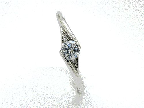 安いだけではない 婚約指輪 YM-TM-0015 ¥105,840〜