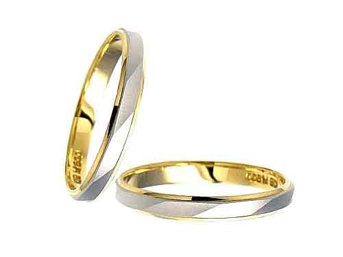 10:エトワ 福岡で安い結婚リング B031 ¥37,800-