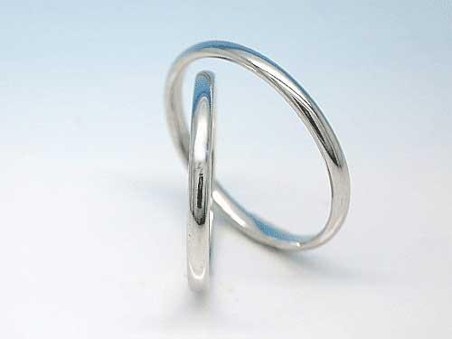 1:結心 福岡で結婚指輪が安い KRM-12018 ¥39,992-