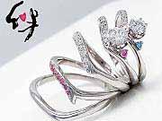 結婚指輪ブランド アレンジ自由 絆