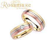結婚指輪ブランド ローザマーレ