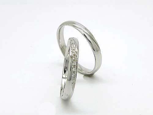 グラシオソ 結婚指輪エテルノ ET01506-12-13