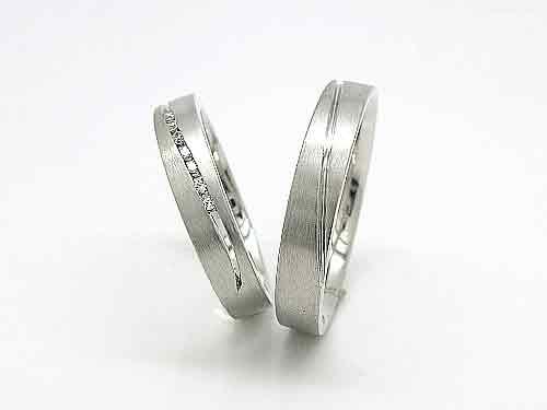 メテオーロ 結婚指輪エテルノ ET01506-14-15