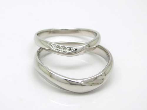 ハート 結婚指輪エテルノ ET01506-20-21