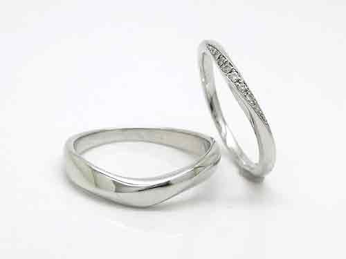 1-3:人気の結婚指輪 絆 KZ-PR-SGW, PR−SGL