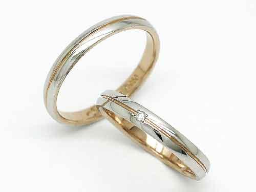 6-3 人気の結婚リング マリ・エ・マリ 24 23
