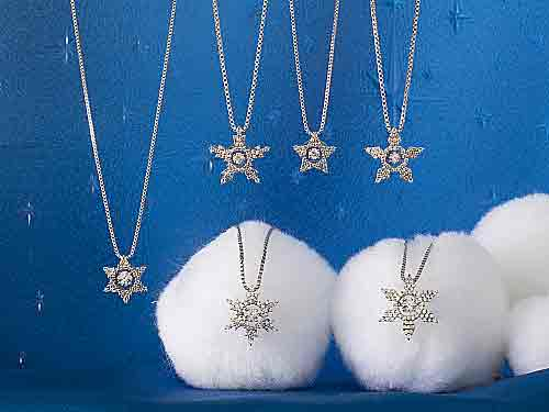 星と雪のTwinkle