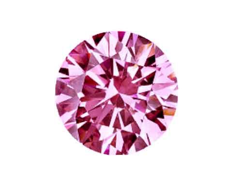 希少なピンクダイヤモンド
